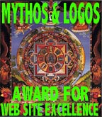 Mythos and Logos Award
